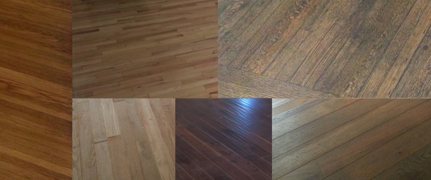 Forms of Wood FLooring