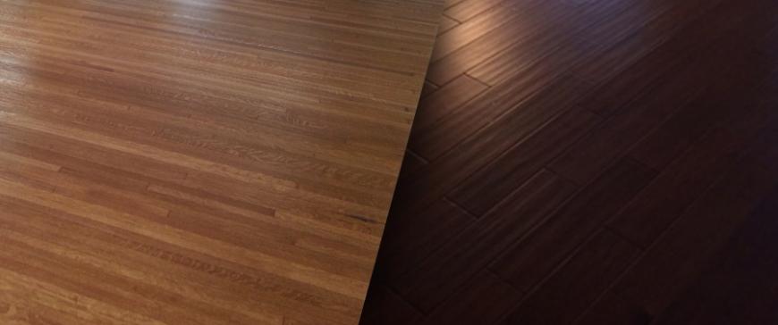 Harwood Flooring Vs. Laminated Flooring
